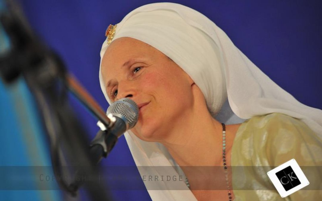 Where is My Guru & Sat Nam Fest Interview Series: Snatam Kaur Sings a Little Song on The Buzz Bus & Announces the Winners for the Project!