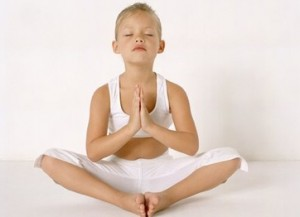 Yoga for Kids: Meditation to Take Away Thoughts You Don't Like